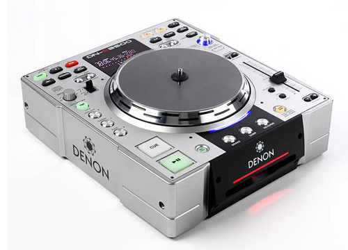 dj cd player: